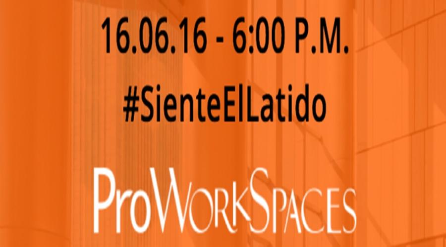 Atocha CN  presente el próximo día 16 en la presentación de ProWorkSpaces