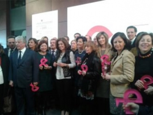 ACN es galardonada en el X Aniversario de Madrid Emprende