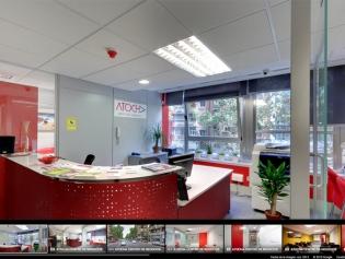 Visita virtual Atocha Centro de Negocios